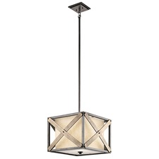 Cahoon Convertible Pendant/Ceiling Light