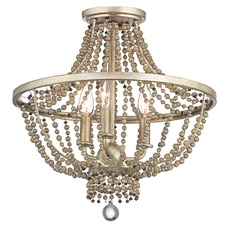 Birkdale Semi Flush Ceiling Light