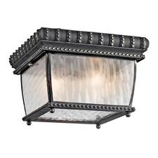 Venetian Rain Outdoor Ceiling Light Fixture