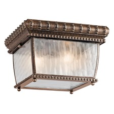 Venetian Rain Outdoor Ceiling Light Fixture