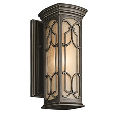 Franceasi Outdoor Wall Light