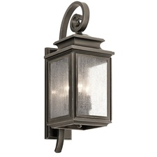 Wiscombe Park Outdoor Wall Light