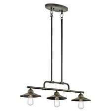 Westington Outdoor Linear Chandelier