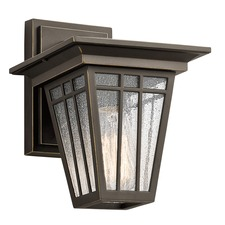 Woodhollow Lane Outdoor Wall Light
