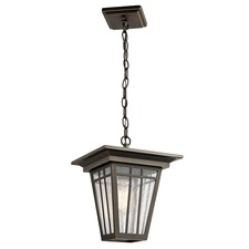 Woodhollow Lane Outdoor Pendant