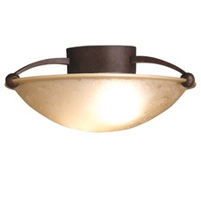 8405 Semi Flush Ceiling Light