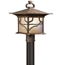 Morris Outdoor Post Mount