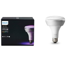 Hue BR30 White and Color Ambiance Single Bulb