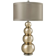 Stacked Gourd Table Lamp