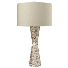 Pearl Waisted Table Lamp