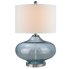 Bulbous Bell Table Lamp