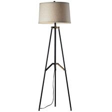 Functional Tripod Floor Lamp