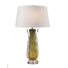 Modena Green Table Lamp