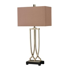Free Form Iron Table Lamp
