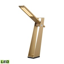 DLL 400 Flat Fold Desk Lamp