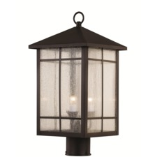 Atrium Window Outdoor Post Light