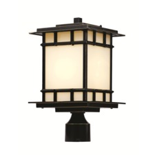 Chateau View Outdoor Post Light