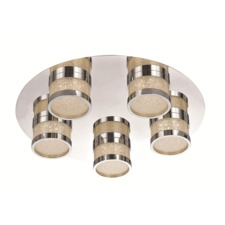 Rim Semi Flush Ceiling Light