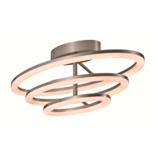 Ring Ceiling Semi Flush Light