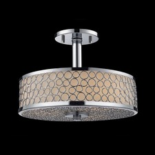 Synergy Ceiling Semi Flush Light