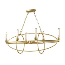 Persis Oval Chandelier