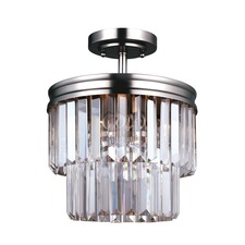 Carondelet Ceiling Semi Flush Light