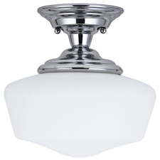 Academy Ceiling Semi Flush Light