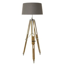 Boudin Tripod Adjustable Floor Lamp