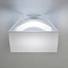 Beetle Pyramid Wall / Ceiling Flush Light