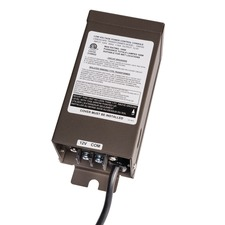 300W Manual Series Outdoor Transformer