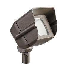 15396 Miniature Hooded Wide Flood Accent Light