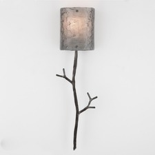 Ironwood Twig Wall Light