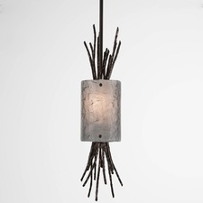 Ironwood Thistle Pendant