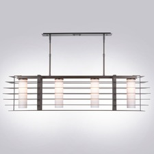 Skyline Linear Chandelier