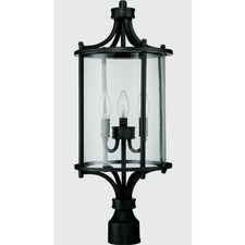 Carlton Outdoor Post Mount Fixture