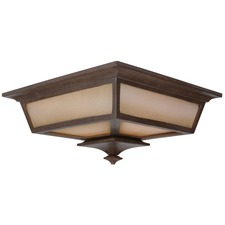 Argent Outdoor Ceiling Light Fixture