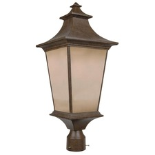 Argent Outdoor Post Mount Fixture