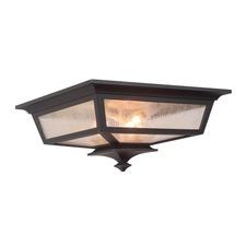 Argent II Outdoor Ceiling Light Fixture