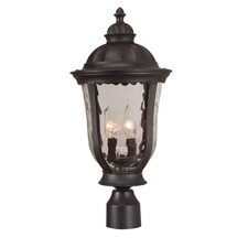 Frances Outdoor Post Mount Fixture