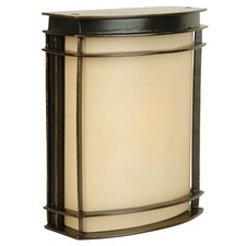 Vale Outdoor Pocket Wall Light