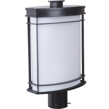 Vale Outdoor Post Mount Fixture