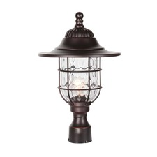 Fairmount Outdoor Post Mount Fixture