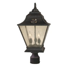 Chaparral Outdoor Post Mount Fixture