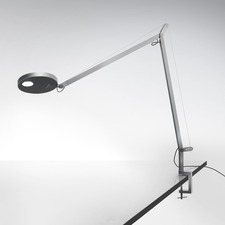 Demetra Clamp Base Desk Lamp with Motion Sensor