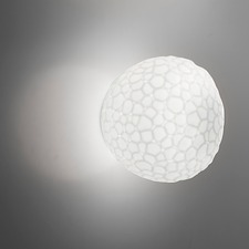 Meteorite 6 inch Wall/Ceiling Light