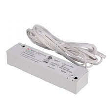 60W Under Cabinet Remote Electronic Transformer 120V to 24V