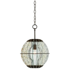 Zanzibar Convertible Pendant/Semi Flush Light