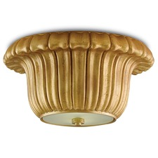 Bundt Ceiling Light Fixture