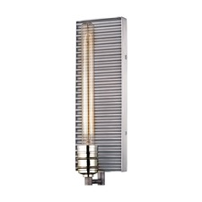 Corrugated Wall Light