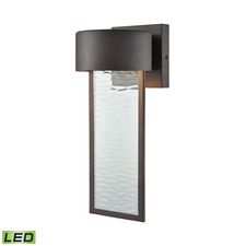 Julius LED outdoor Wall Light
